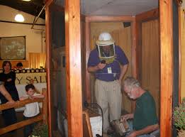 Cover photo for NC State Fair Honey Bee Exhibit