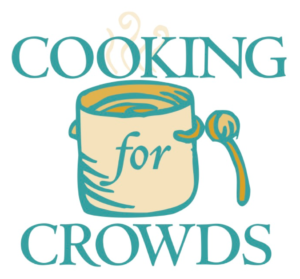 Cover photo for Cooking for Crowds Workshop