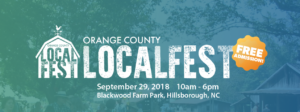Cover photo for Orange County LocalFest
