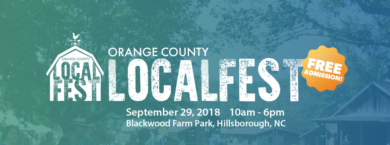 Orange COunty Localfest banner image