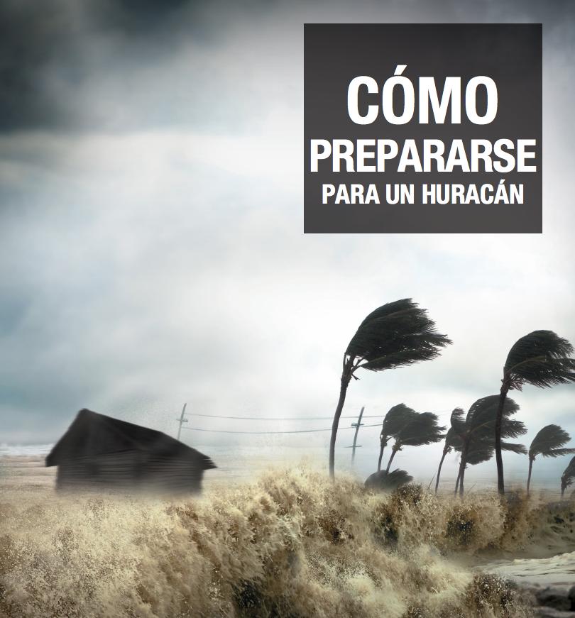 Como Prepararse para un Huracan