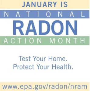 Cover photo for Radon: Your Home and Your Health