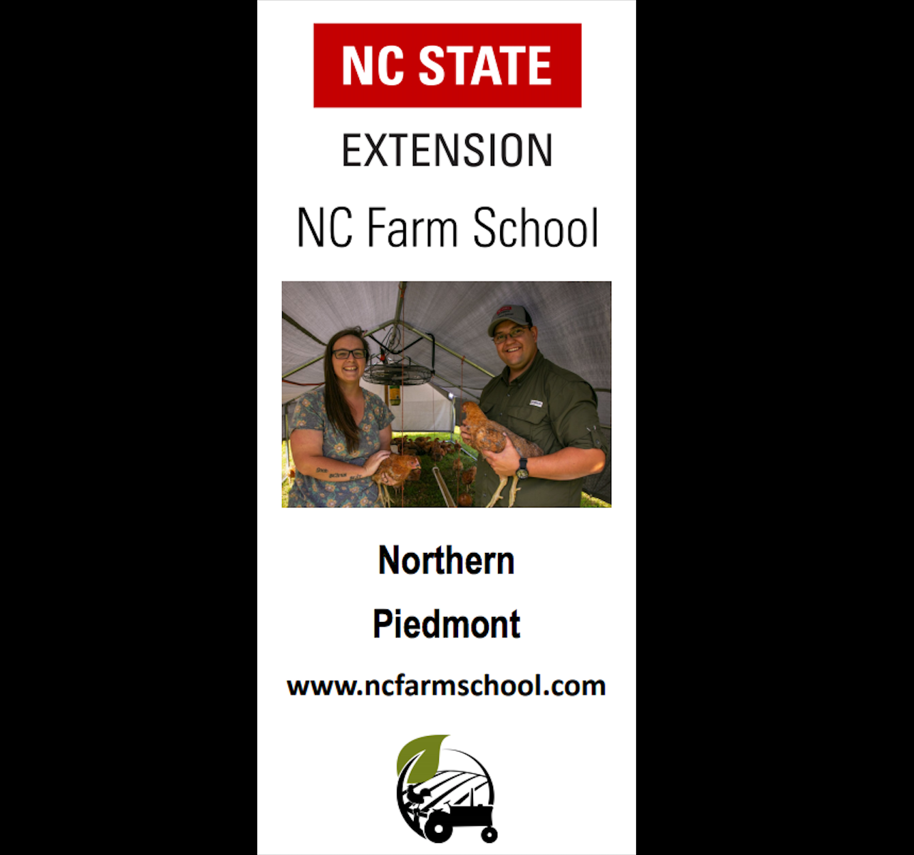 NC Farm School Northern Piedmont (Roxboro) Starting in January 2020