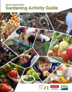Gardening Activity Publication Cover