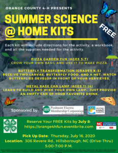 Cover photo for 4-H Science Activity Kits Available Now
