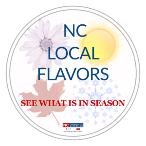 Local flavors, seasons of the year