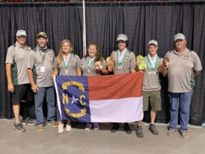 Cover photo for Orange County 4-H Members Compete in National Shooting Sports Tournament