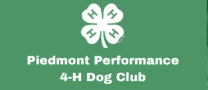 Cover photo for Orange County 4-H to Charter Piedmont Performance Dog Club
