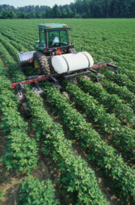 Cover photo for Private Applicator Pesticide Continued Education Classes; 'X' and 'V' September 2021